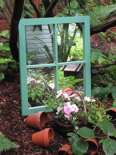 Old Ceramic Roof Tiles Raised Garden Beds Pinterest Roof
