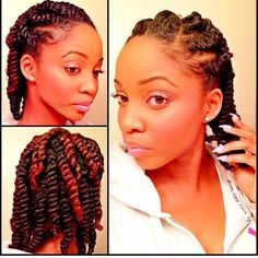 45 Easy And Showy Protective Hairstyles For Natural Hair Next