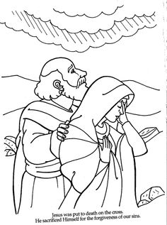 1000+ images about Bible Coloring Time on Pinterest