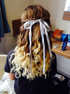 Lyrical Dance Hair Ideas Braids Pinterest Ideas Lyrical