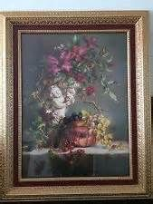 "Vintage 1978 Home Interior "" The Silent Buck"" Framed Deer ..."