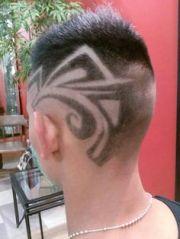1000 hairtattoo tribal swirls
