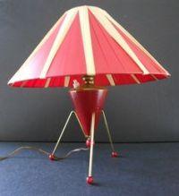 DANISH MID CENTURY MODERN FLOOR LAMP TEAK LUCITE SPAGHETTE ...