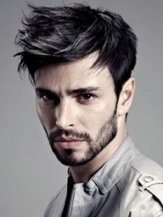 Best Haircuts For Men With Big Foreheads Hair Pinterest