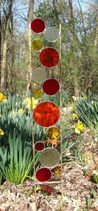 1000+ images about Glas in Lood: Voor de tuin / Stained ...