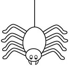Coloring pages, Spider and Coloring on Pinterest