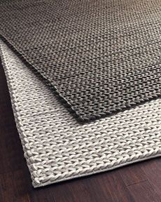 Knit Rug On Pinterest Crochet Rugs Knits And Rag Rugs