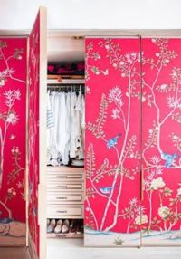 1000+ images about Fabric panels on Pinterest | Closet ...