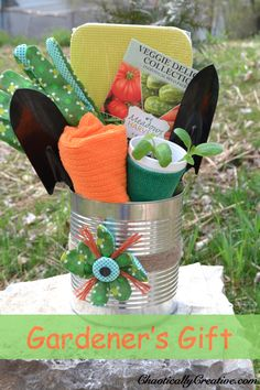 Mother's Day Garden Gift Basket Creative Bloggers Pinterest