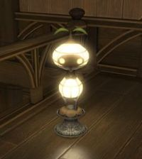 Glade Floor Lamp: A floor lamp designed in the glade ...
