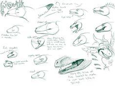 Dragon hands and feet Tutorial by *IzzyRedDragon on