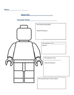 1000+ images about Writing with LEGO(R) on Pinterest