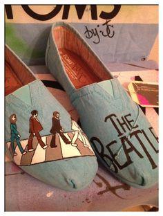 The Beatles Custom T