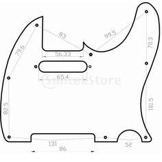 Fender Stratocaster Body Diagram Ukulele Body Diagram
