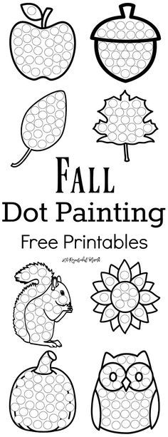free do a dot printables! 100 Day Activities Apples Bake
