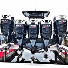 The New Seven Marine 627 Takes Outboard Power To A New