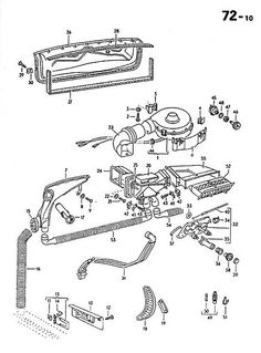 Fuse Box Diagram For 1973 Bug Fuse Diagram For 1973 VW