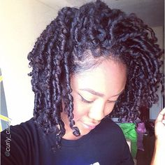 Finger Coils On Pinterest Big Chop Twist Outs And 4c Hair