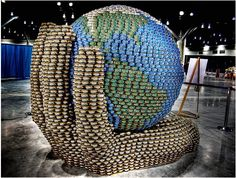1000 Images About CANstruction On Pinterest Canned