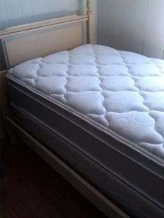 Themartensmoving S Garage Mattress Box Pillow Top And Queen Beds