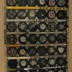 Hanging Chair Ebay Sure Fit Covers Nz 1000+ Images About Sports Displays On Pinterest | Hockey Sticks, Puck And