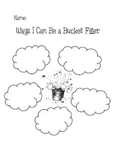Have you filled a bucket today? I am not sure about you