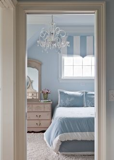 Southern New England Home Spare Bedroom