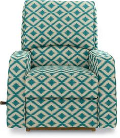 rocking chair recliner for nursery graco high duodiner lx jackson grey and cream fabric swivel glider   recliner, gliders
