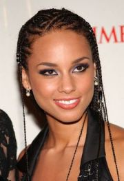 hairstyle tips women with cornrows