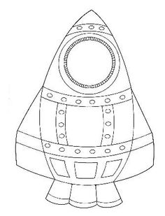 Astronaut suit- would be cute during a space unit to cut