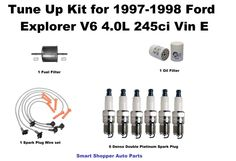 Tune Up Kit 2005-2009 Scion TC Spark Plug, Air Filter, Oil