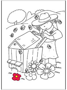 1000+ images about Summer coloring.page on Pinterest