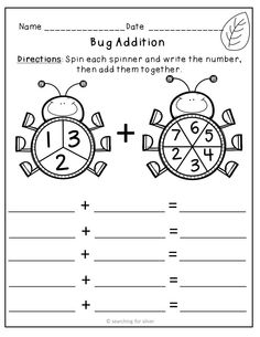 A well, Kindergarten math and Common cores on Pinterest