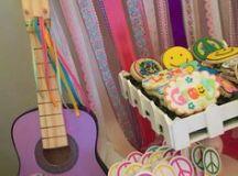 60's Hippie Theme Bar Mitzvah Party Ideas | Bar mitzvah ...