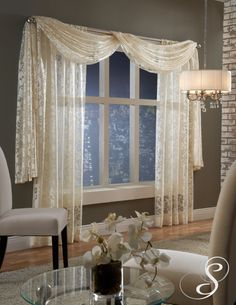 Fine Looking Scarf Valance Ideas Scarf Valance Pinterest