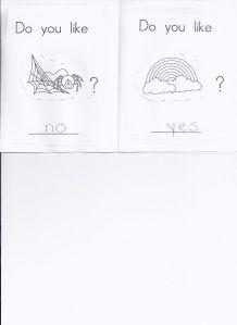 Take-Home Sight Word Book (Katy ISD Kindergarten) I