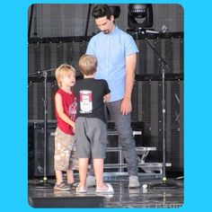 Happy Halloween trickortreat Kevin Richardson BSB wife Kristin and sons Maxwell left and