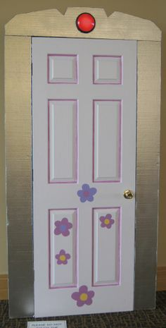 Monsters Inc Boo S Door I Will Have On My Craft