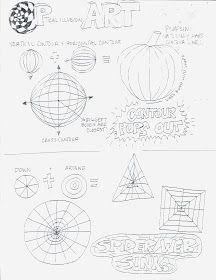 Printables. Optical Illusion Worksheets. Mywcct Thousands