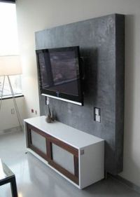 how to build a floating wall - Google Search | Home ...