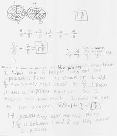 1000+ images about 4th Grade Math Journal Gallery on