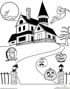 1000+ images about Grade 1 Halloween on Pinterest