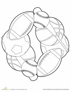 Football jersey pattern. Use the printable outline for