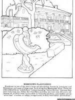 Pompeii coloring page from Italy category. Select from