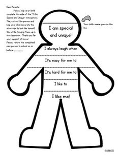 All About Me Poster Write your name. Draw a picture of