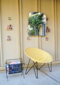 Wrought Iron Chairs on Pinterest | Wrought Iron, Iron ...