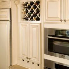 Wine Rack Island Kitchen Fruit Curtains 1000+ Images About Traditional Kitchens On Pinterest ...