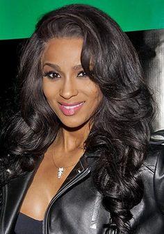 Ciara Hairstyle Ċ•Ï•Ä•Ŗ•Ä Pinterest Hairstyles And Ciara