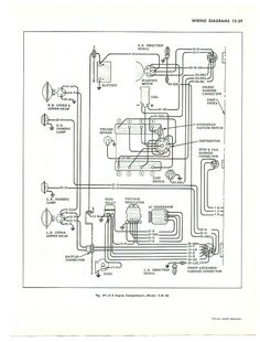 75 Chevy Alternator Wiring Diagram, 75, Free Engine Image