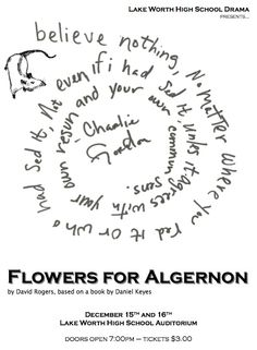 1000+ images about Flowers for Algernon on Pinterest